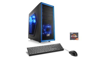 CSL »Sprint T8381 Windows 10 Home« Gaming - PC (AMD, Ryzen 5, GTX 1650) kaufen