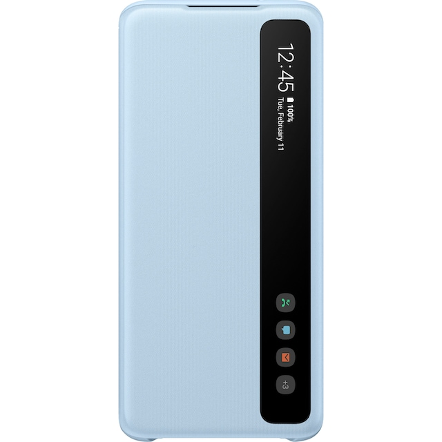 Samsung Smartphone-Hülle »Clear View Cover EF-ZG980«