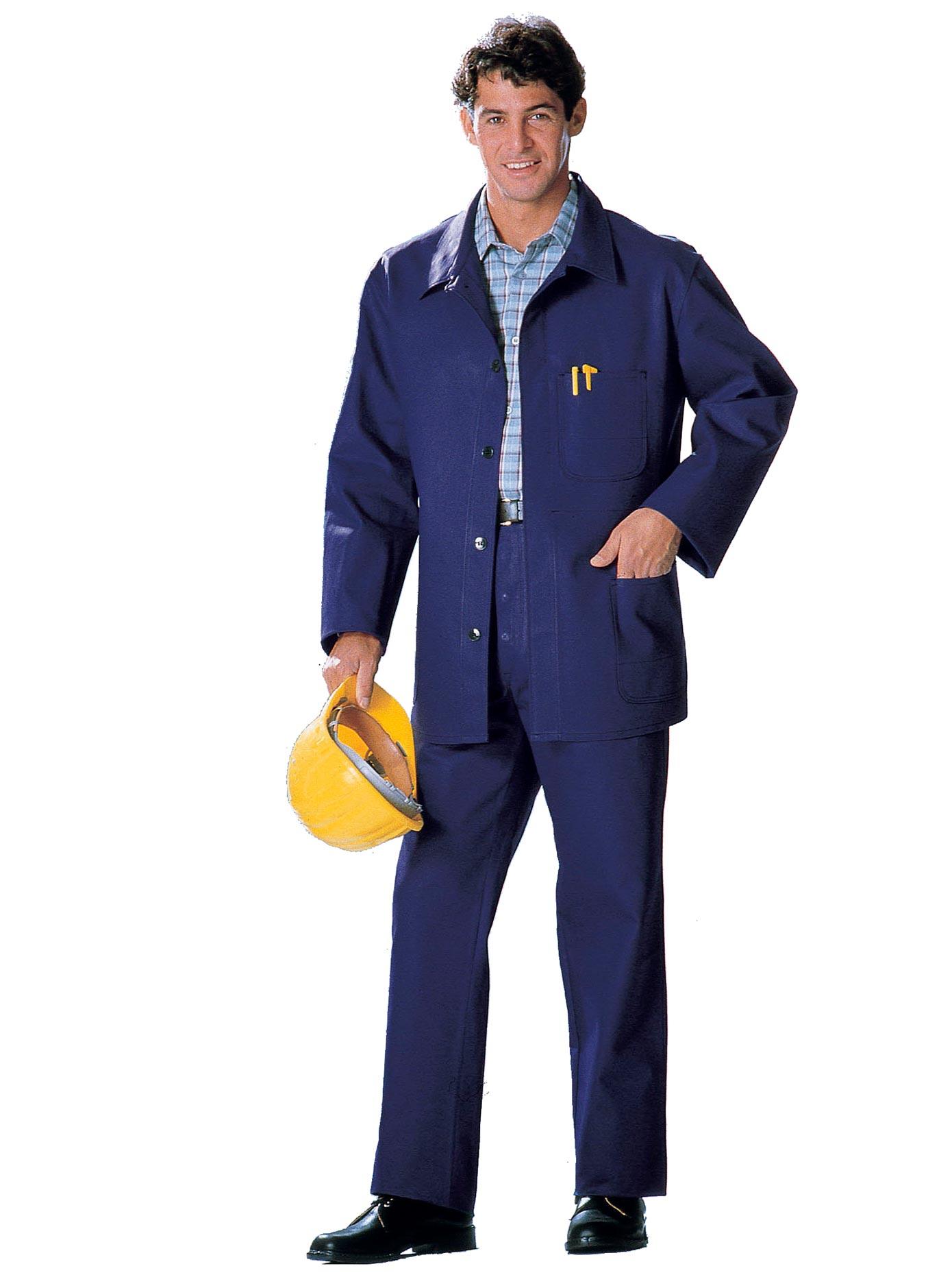 Classic Arbeitshose, N-Größen blau Herren Arbeitshosen Arbeits- Berufsbekleidung Hosen, Arbeitskleidung Schutz
