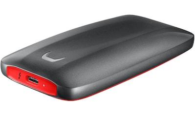 Samsung »Portable SSD X5« SSD kaufen
