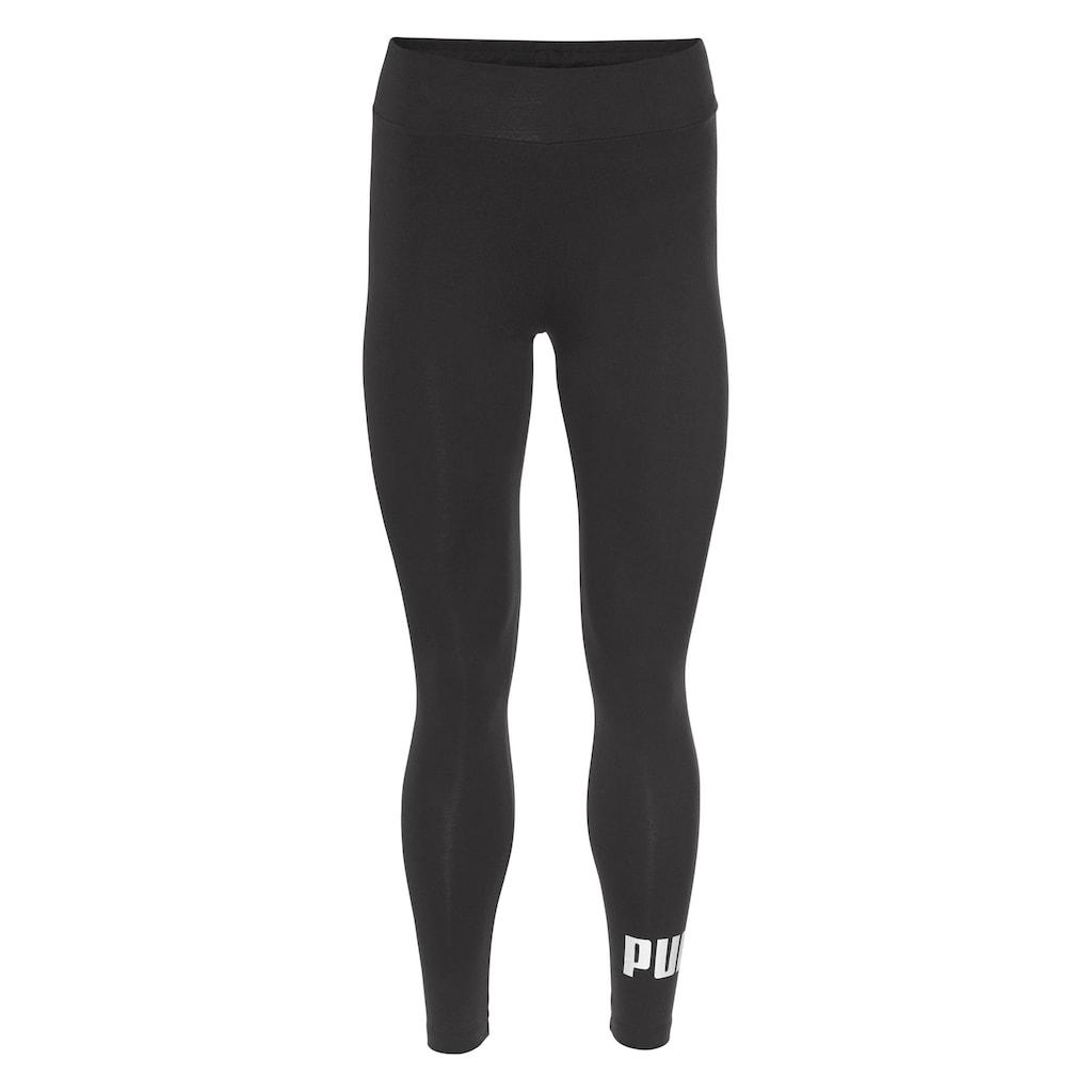 PUMA Leggings »ESSENTIAL LOGO LEGGINGS«