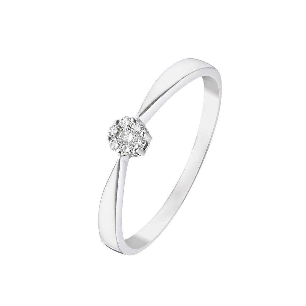 CHRIST Diamantring »32004580«