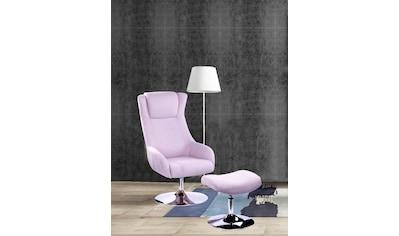 SIT Sessel »Sit&Chairs«, mit Hocker kaufen