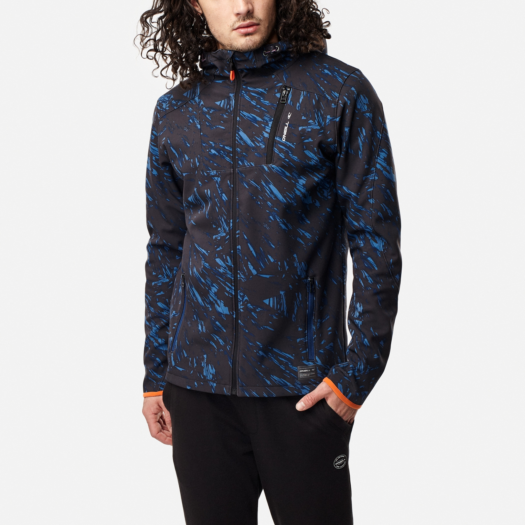 O´Neill Softshell Coast | Bekleidung > Jacken > Softshelljacken | Blau | Polyester - Elasthan | O´neill