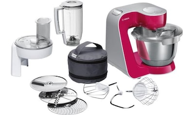 BOSCH Küchenmaschine »MUM5 CreationLine MUM58420«, 1000 W, 3,9 l Schüssel, vielseitig... kaufen