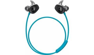 Bose Headset »SoundSport«, Bluetooth®- und NFC-Verbindungsoptionen kaufen