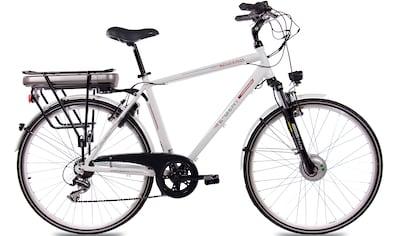 Chrisson E - Bike »E - Gent«, 7 Gang Shimano Acera RD - M360 - SGS Schaltwerk, Kettenschaltung, Frontmotor 250 W kaufen