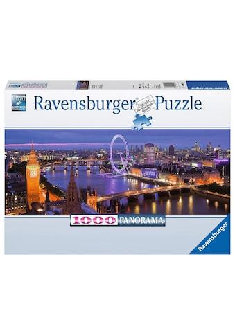 "Ravensburger Puzzle ""Panorama  -  London bei Nacht"" kaufen"