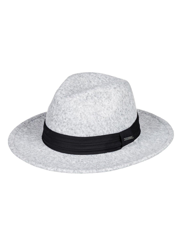 Roxy Fedora ROXY | Accessoires > Hüte > Filzhüte | Grau | Filz | Roxy