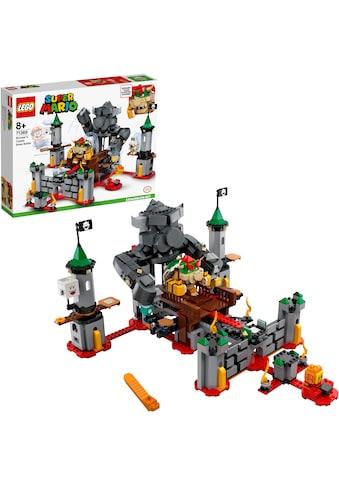 """LEGO® Konstruktionsspielsteine """"Bowsers Festung – Erweiterungsset (71369), LEGO® Super Mario"""", Kunststoff, (1010 - tlg.) kaufen"""