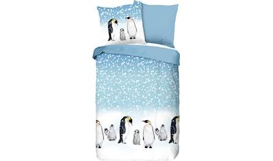 Wendebettwäsche »Penguins«, good morning kaufen
