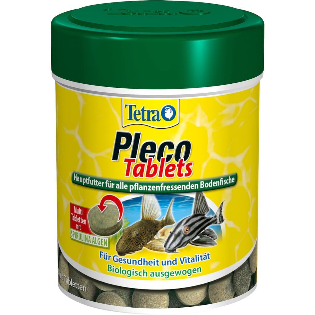 Tetra Fischfutter »Pleco Tablets«, (275), 2x275 Tabletten