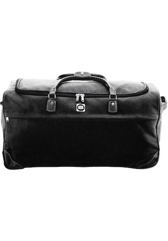 Hauptstadtkoffer Reisetasche »Tiergarten, 77 cm«, mit 2 Rollen kaufen