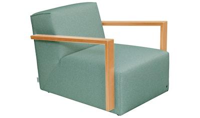 TOM TAILOR Loungesessel »LAZY«, Armlehne Buche natur kaufen