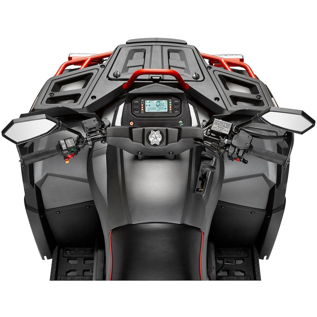 ODES Quad »Spieder«, 48000 Watt, bis 103 km/h