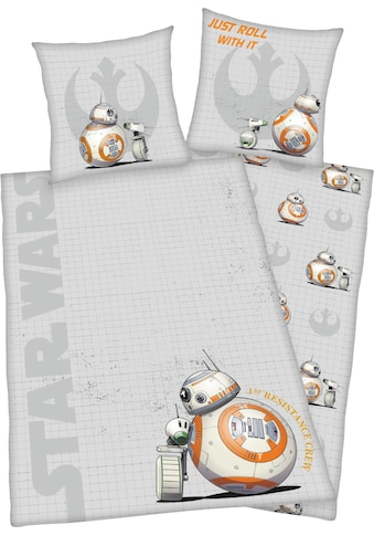 Kinderbettwäsche »Star Wars«, Star Wars kaufen