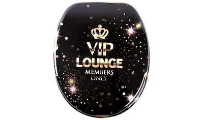 Sanilo WC-Sitz »VIP Lounge« kaufen