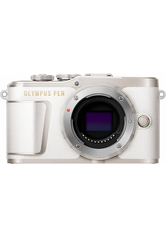 Olympus »E - PL9 Body inkl. Ladegerät und Akku« Systemkamera (16,1 MP, Bluetooth WLAN (Wi - Fi)) kaufen