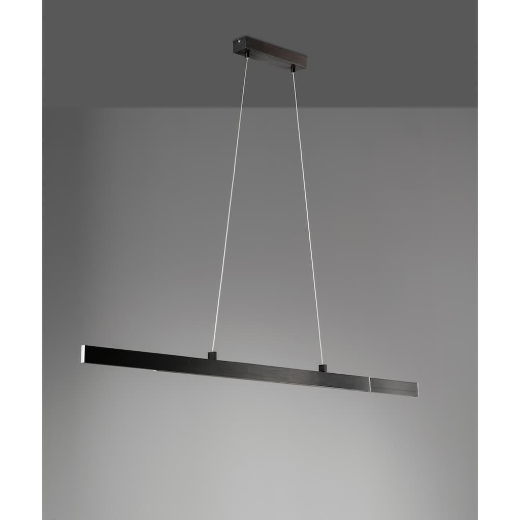 FISCHER & HONSEL LED Pendelleuchte »Orell«, LED-Modul, Warmweiß