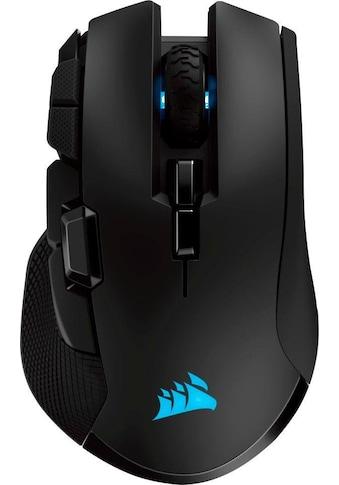 Corsair Gaming-Maus »IRONCLAW RGB WIRELESS Rechargeable«, Bluetooth-kabelgebunden, 1 MHz kaufen