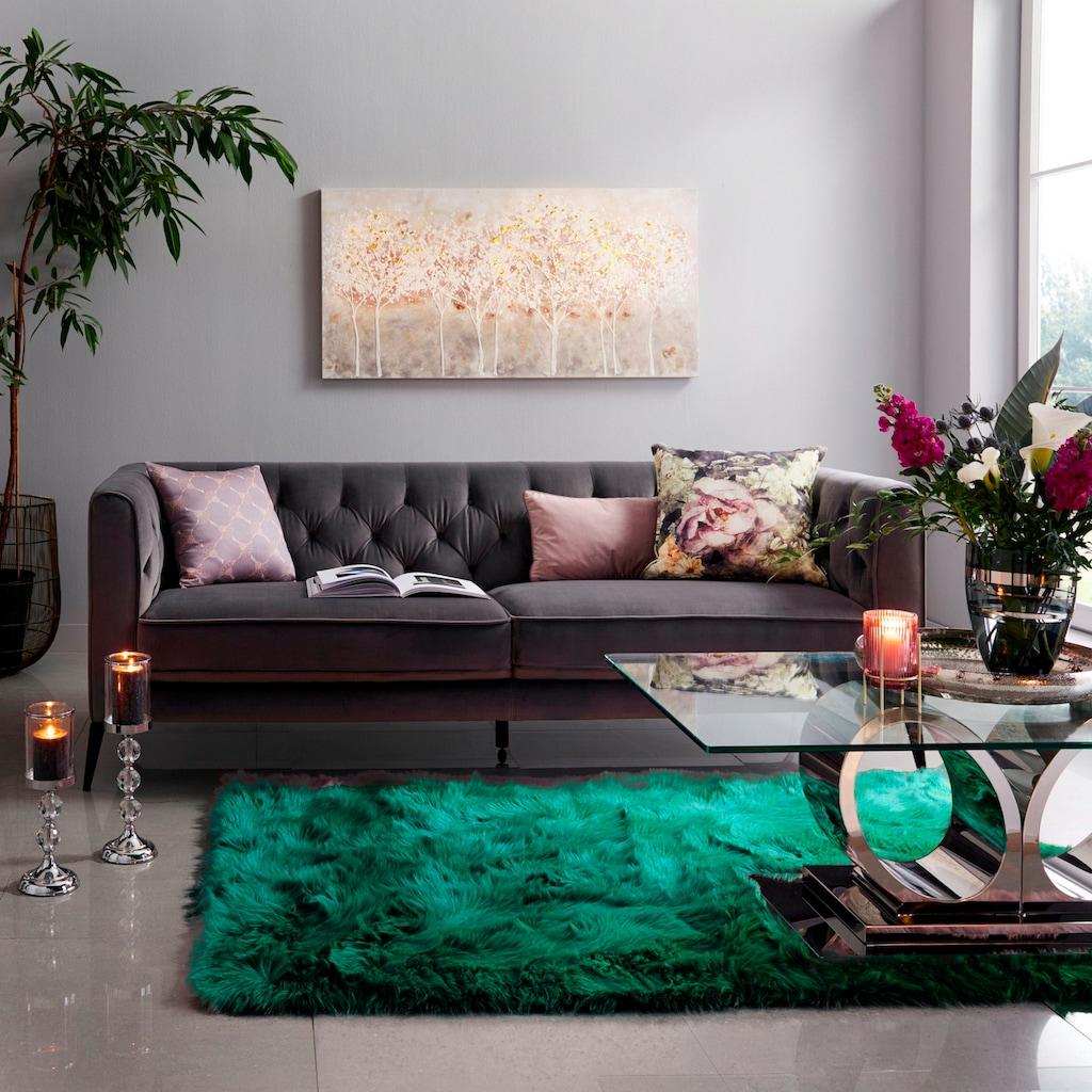 Home affaire Fellteppich »Valeria«, rechteckig, 60 mm Höhe, Kunstfell, sehr weicher Flor