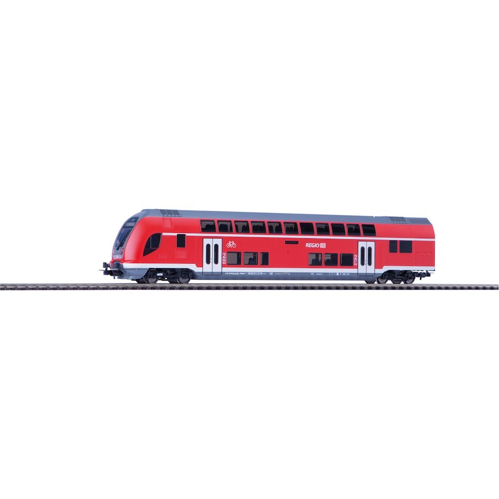 PIKO Personenwagen »Doppelstocksteuerwagen 2. Klasse DB Regio, (58805)«