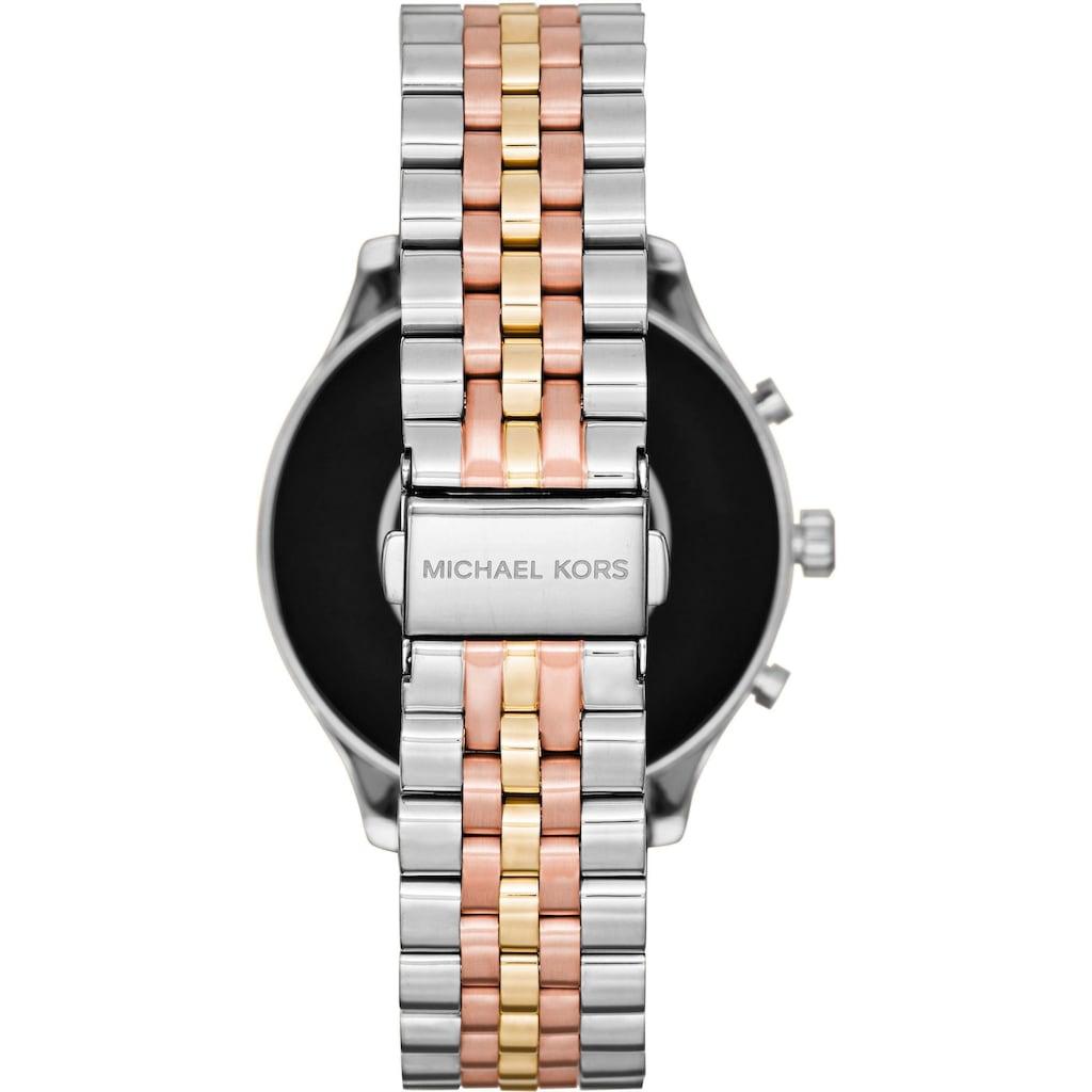 MICHAEL KORS ACCESS Smartwatch »LEXINGTON 2, MKT5080« (, Wear OS by Google, mit individuell einstellbarem Zifferblatt