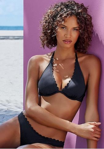 LASCANA Bügel - Bikini - Top »Scallop« kaufen