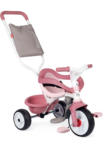 Smoby Dreirad »Be Move Komfort, rosa«, Made in Europe kaufen