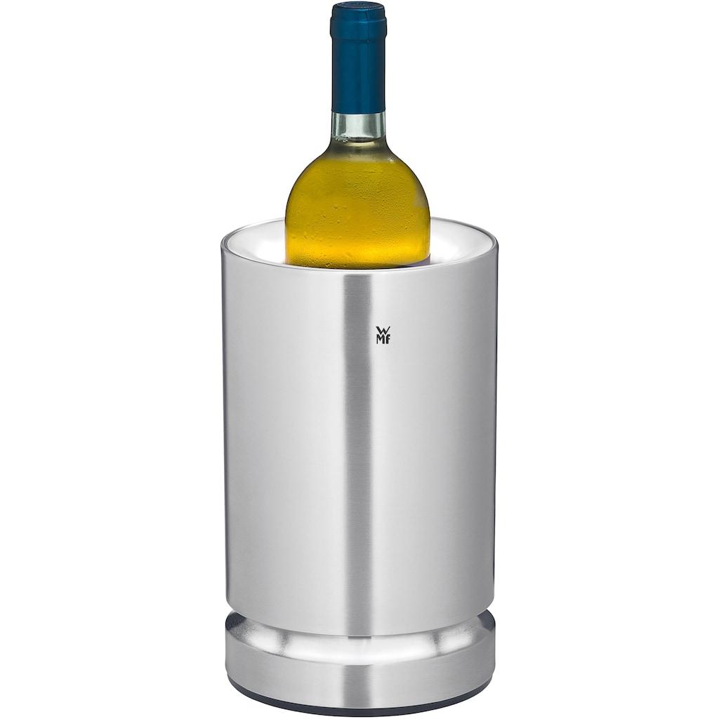 WMF Elektrischer Weinkühler »Ambient«, mit dekorativem LED-Lichtring