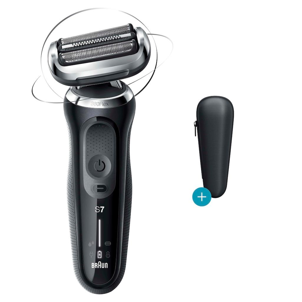 Braun Elektrorasierer »Series 7 70-N1000s«