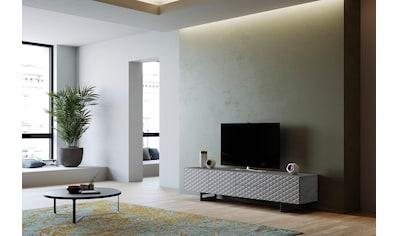 DIVENTA Lowboard »KORFU«, Breite 220 cm kaufen