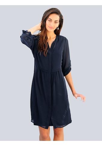 Alba Moda Kleid in Lagenoptik kaufen
