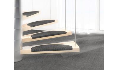Dekowe Stufenmatte »Mara S2«, halbrund, 5 mm Höhe, 100% Sisal, große Farbauswahl, auch als Set mit 15 Stück erhältlich kaufen