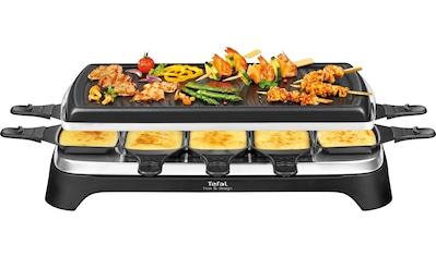 Tefal Raclette »RE4588«, 10 St. Raclettepfännchen, 1350 W kaufen