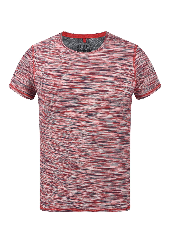 blend -  Rundhalsshirt 20709770, T-Shirt mit Muster