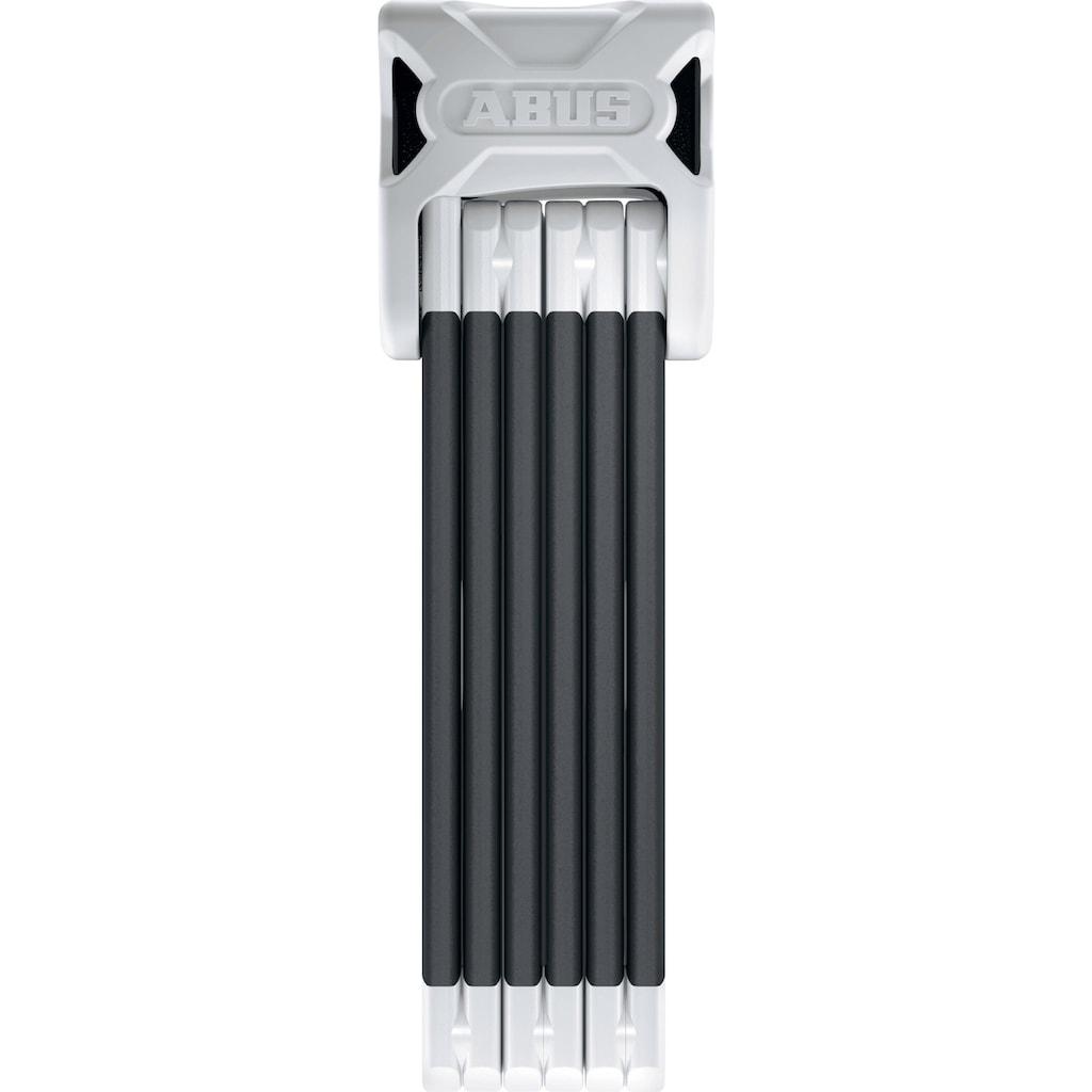 ABUS Faltschloss »6000/90 white SH«