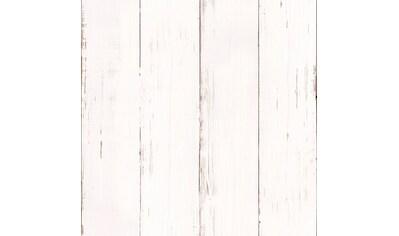 Superfresco Easy Vliestapete »white wood«, Holz kaufen