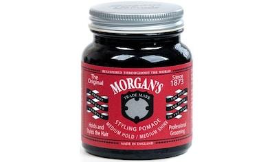"Morgan's Haarpomade ""Styling Pomade Medium Hold/Medium Shine"", mittlerer Halt kaufen"