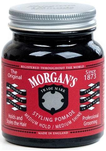 Morgan's Haarpomade »Styling Pomade Medium Hold/Medium Shine« kaufen