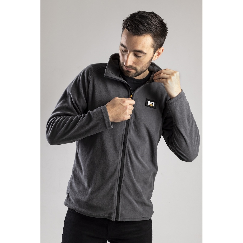 CATERPILLAR Fleecejacke »Herren Concord Fleece Jacke«
