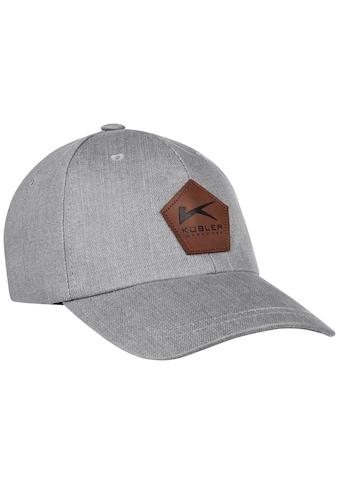 KÜBLER Mütze »Basecap«, Größenverstellbar durch Clippverschluss kaufen