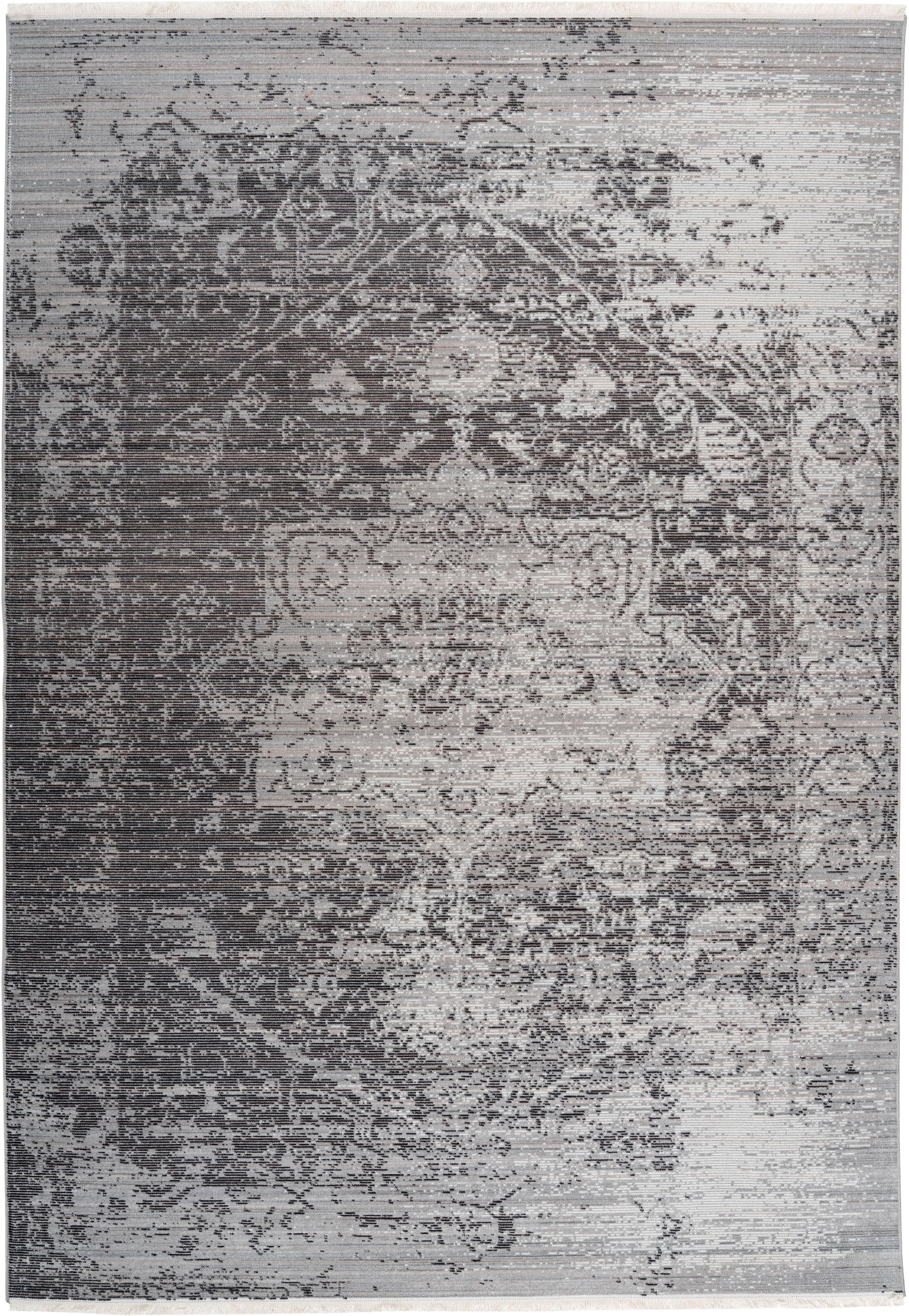 Teppich Bruno DELAVITA rechteckig Höhe 5 mm maschinell gewebt