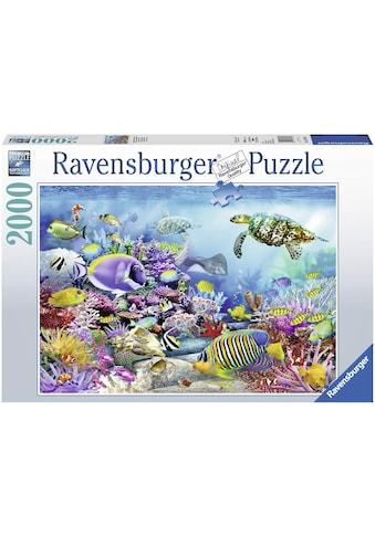 """Ravensburger Puzzle """"Lebendige Unterwasserwelt"""" kaufen"""