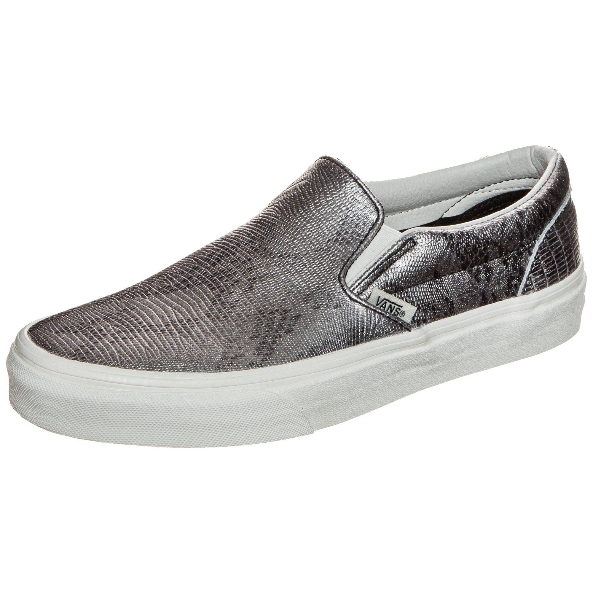 Vans classic slip on mule Damen US 8.5 Silber Pantoletten