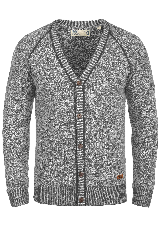 Solid Cardigan Thiamin   Bekleidung > Strickjacken & Cardigans > Cardigans   Grau   Solid