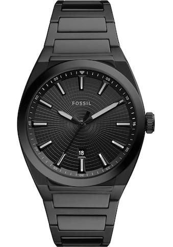 Fossil Quarzuhr »EVERETT, FS5824« kaufen