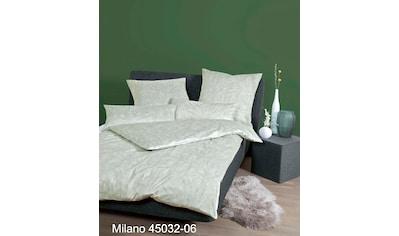 Janine Bettwäsche »MILANO 45032«, mit Reißverschluss kaufen