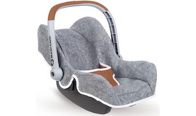 Smoby Puppen Autositz »Maxi-Cosi, Grau«, Made in Europe kaufen