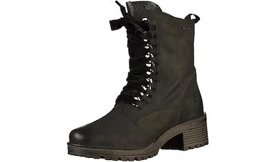 bugatti Schnürstiefelette »Leder« kaufen